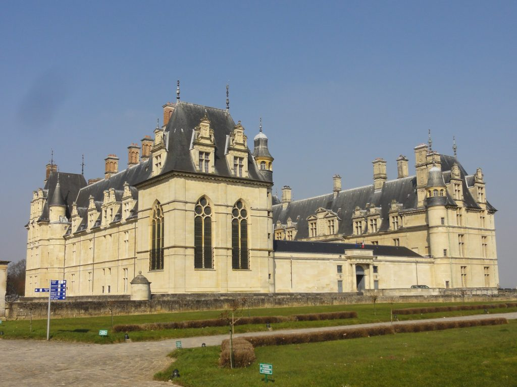Photo du Château d'Écouen - Écouen