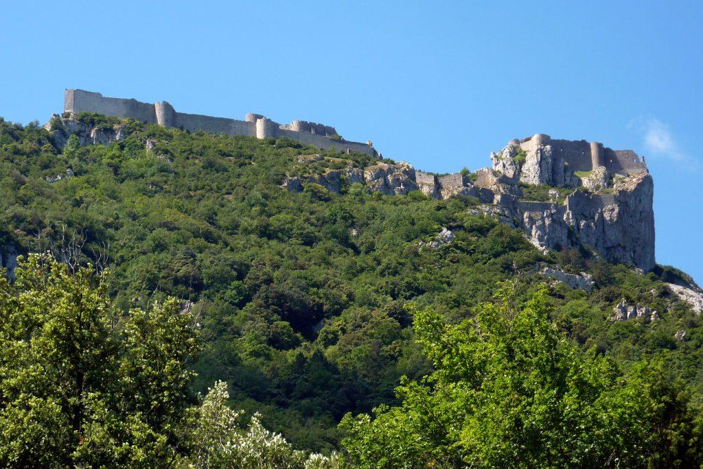 Photo du Château de Peyrepertuse - Duilhac-sous-Peyrepertuse 2