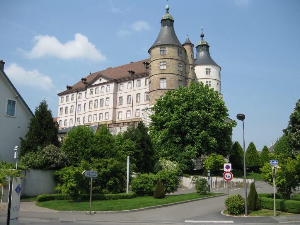Photo du Château de Montbéliard - Montbéliard