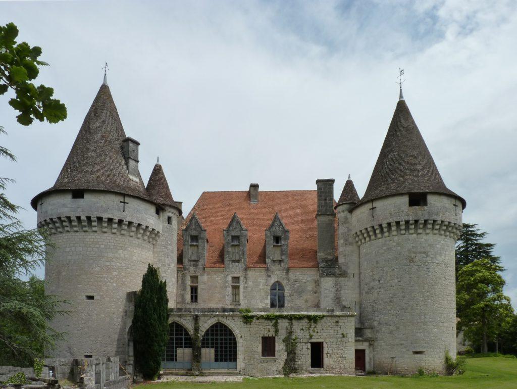 Photo du Château de Bridoire - Ribagnac