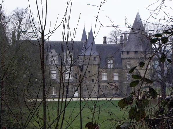Photo du Château de Bonnefontaine - Antrain