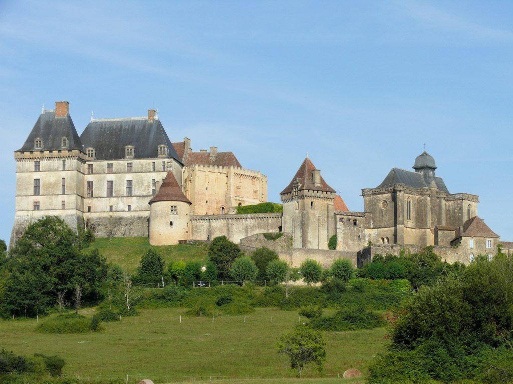 Photo du Château de Biron - Biron