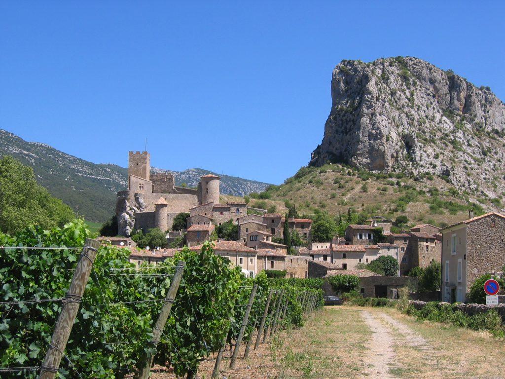 Photo du Château de Baulx - Saint-Jean-de-Buèges 3