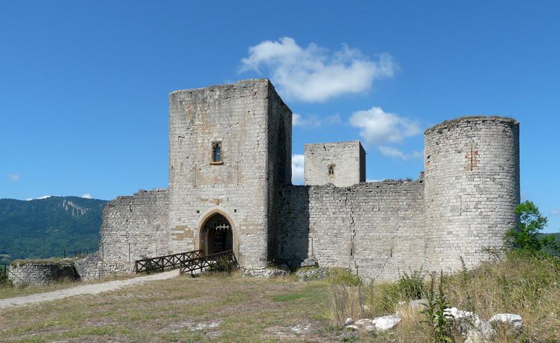 Photo du Château de Puivert - Puivert