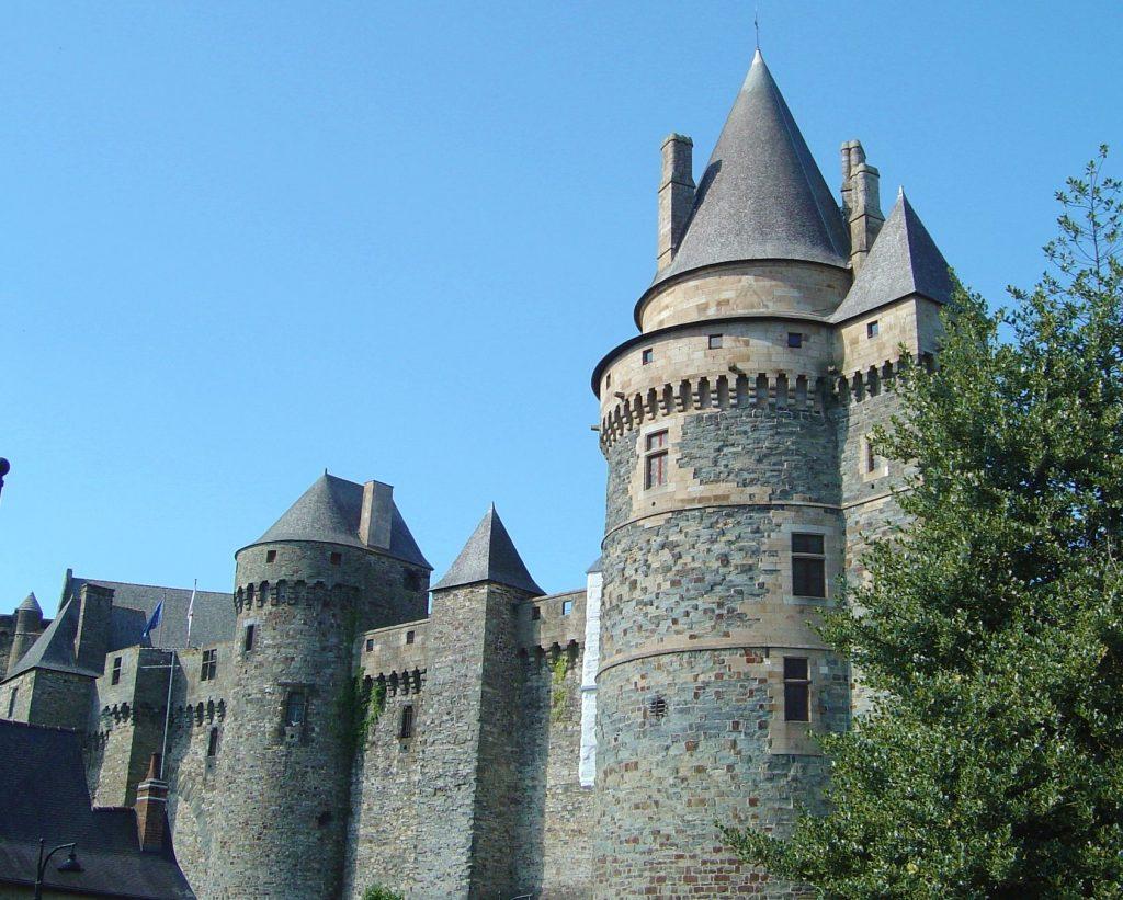 Photo du Château de Vitré - Vitré 1