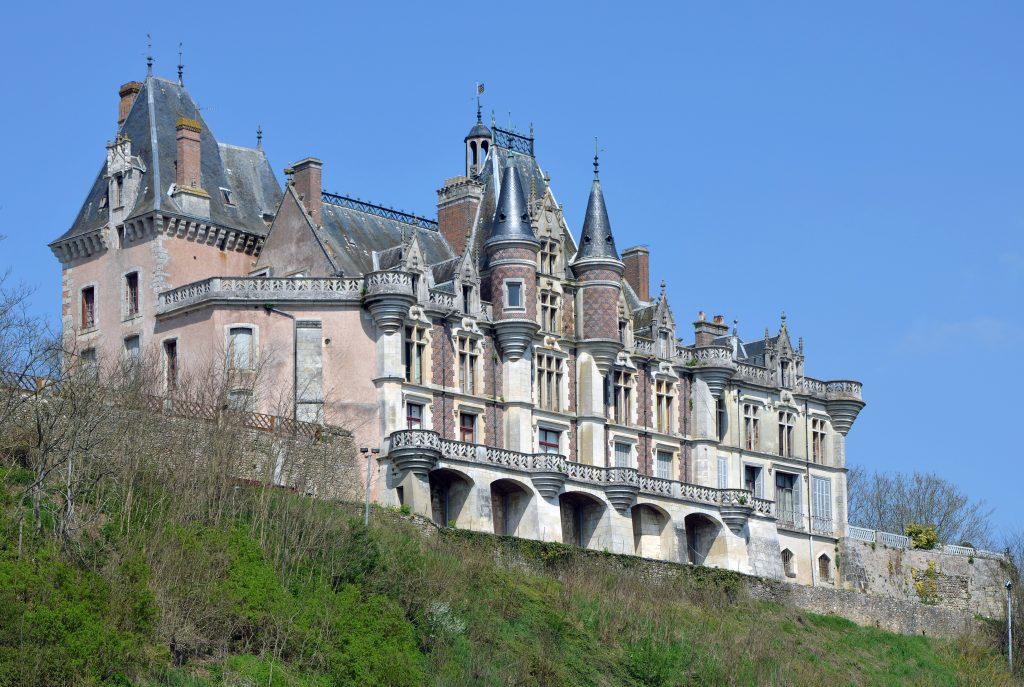 Photo du Château de Montigny-le-Gannelon - Montigny-le-Gannelon