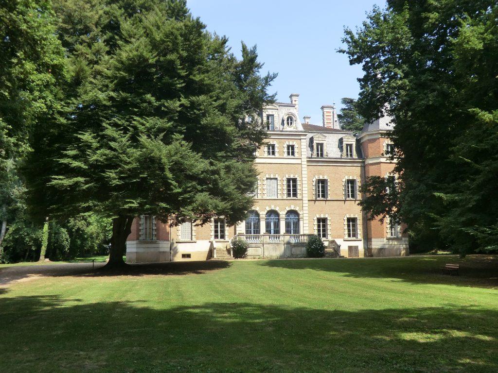 Photo du Château Bouchet - Fareins