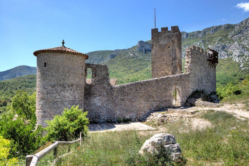Photo du Château de Baulx - Saint-Jean-de-Buèges