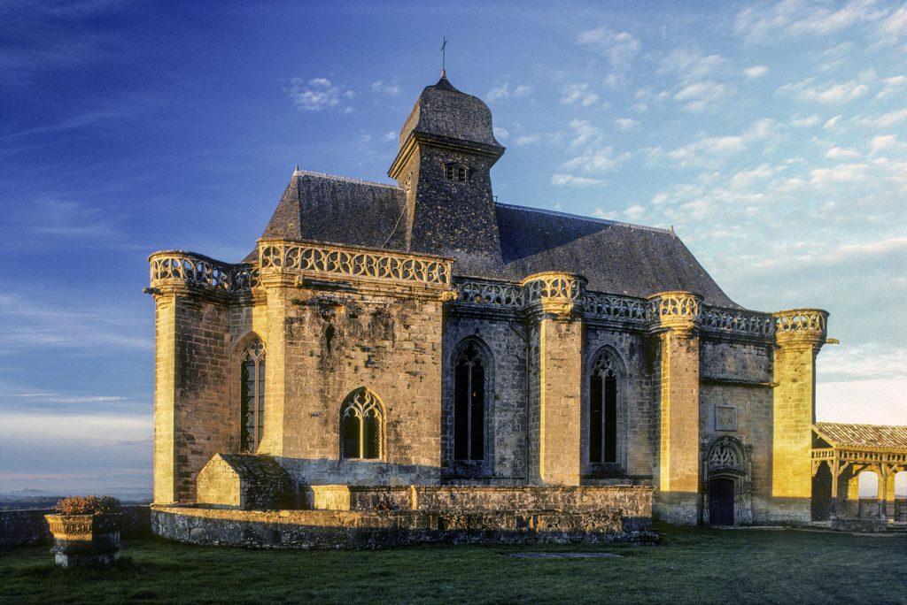 Photo du Château de Biron - Biron 1