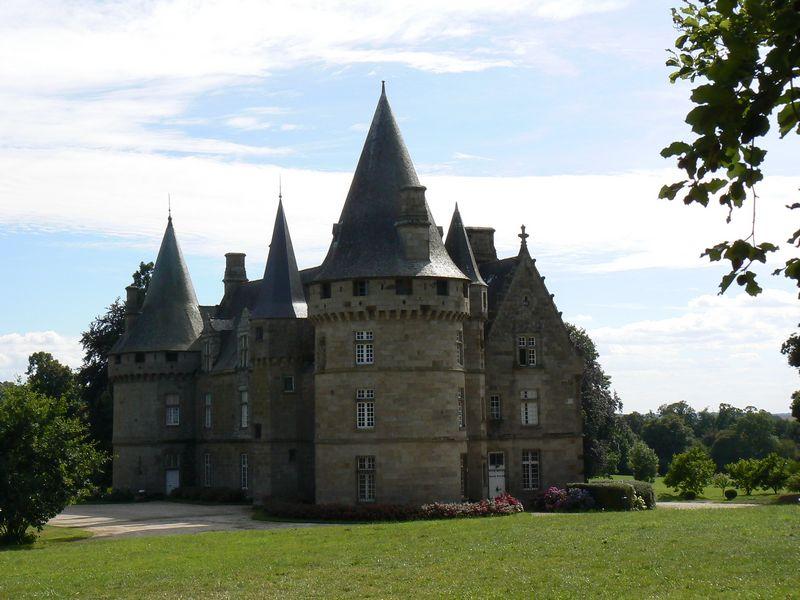 Photo du Château de Bonnefontaine - Antrain 3