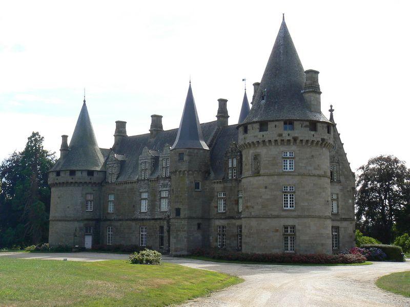 Photo du Château de Bonnefontaine - Antrain 2
