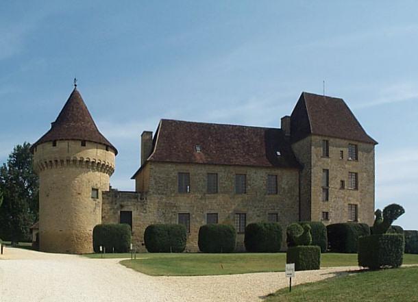 Photo du Château de Chaban - Saint-Léon-sur-Vézère