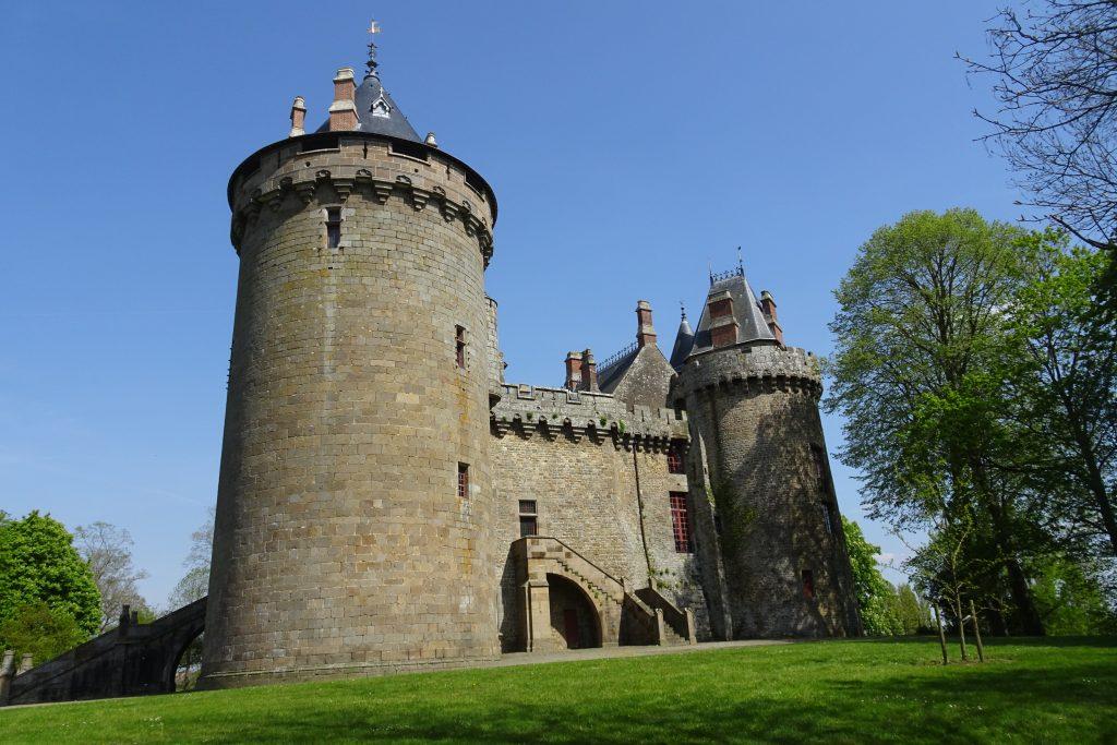 Photo du Château de Combourg - Combourg 2