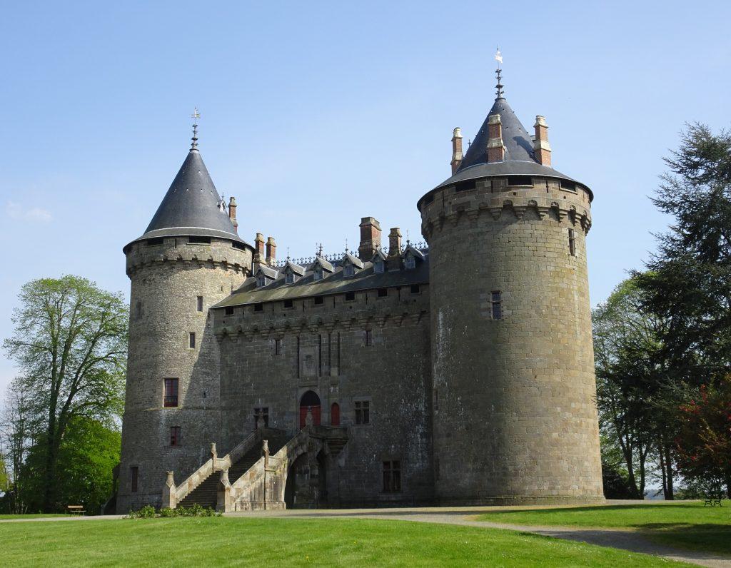 Photo du Château de Combourg - Combourg 1