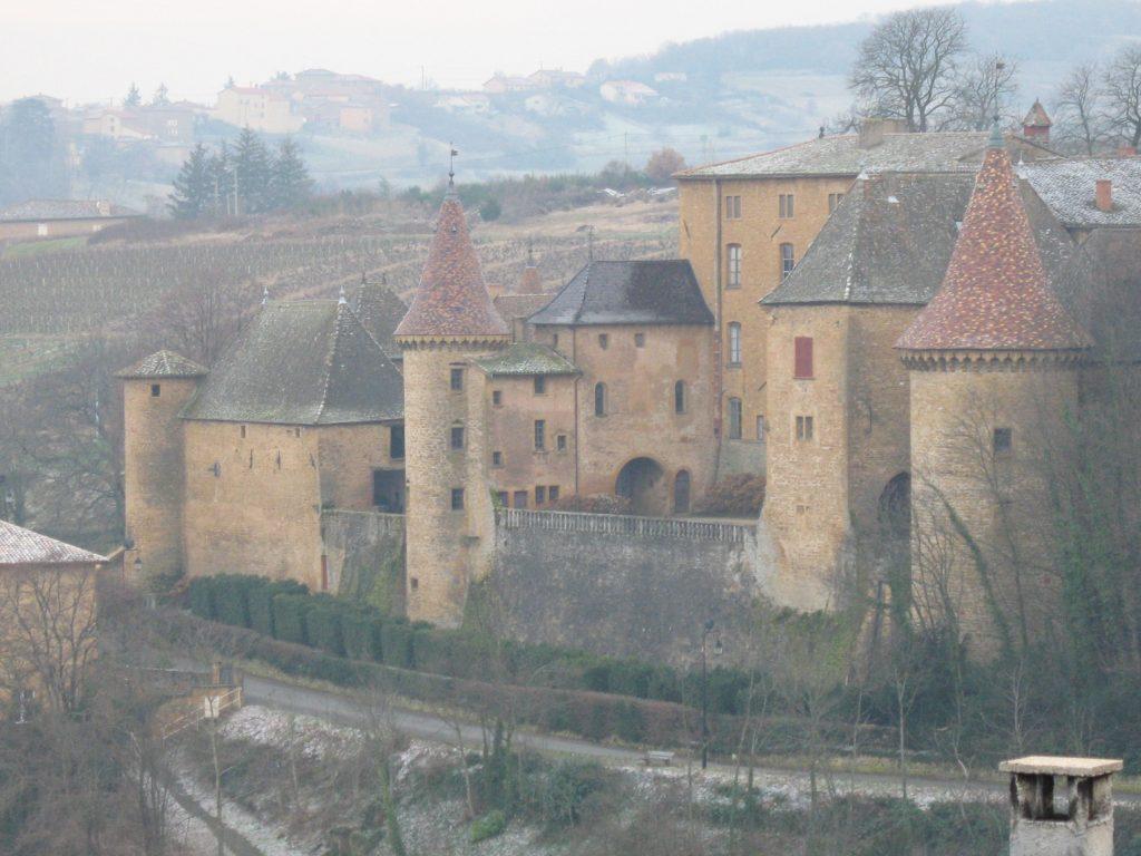 Photo du Château de Jarnioux - Jarnioux