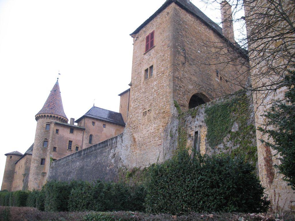 Photo du Château de Jarnioux - Jarnioux 2