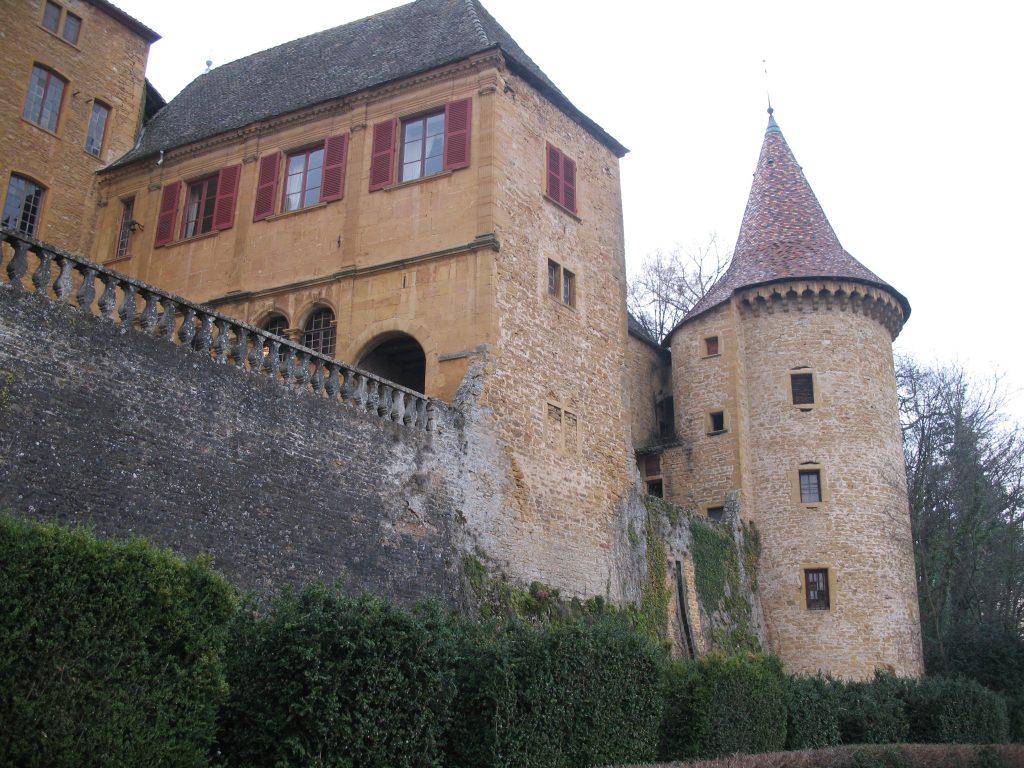 Photo du Château de Jarnioux - Jarnioux 3