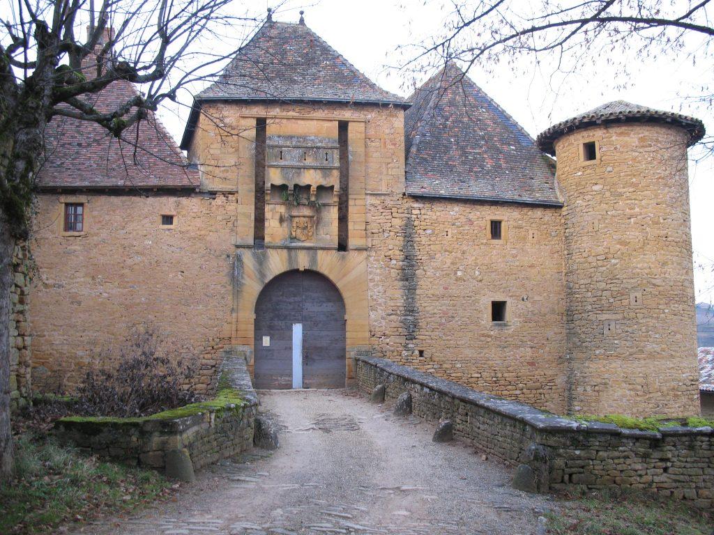 Photo du Château de Jarnioux - Jarnioux 1