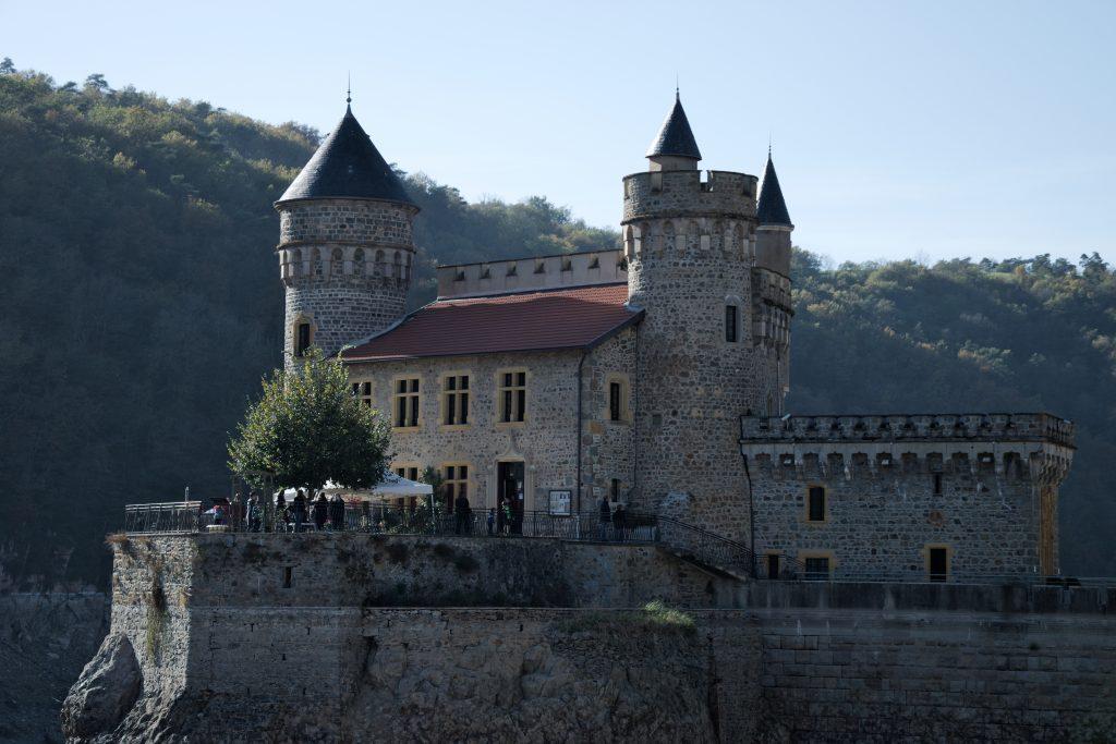 Photo du Château de La Roche (Saint Priest la Roche) - Saint-Priest-la-Roche 1