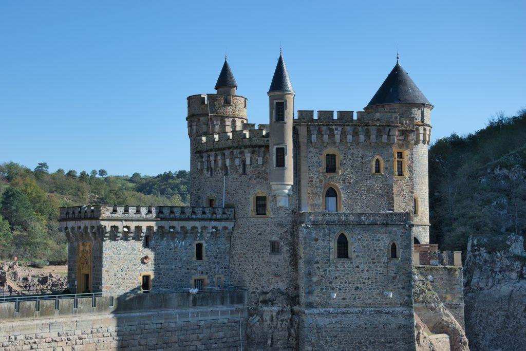 Photo du Château de La Roche (Saint Priest la Roche) - Saint-Priest-la-Roche 2