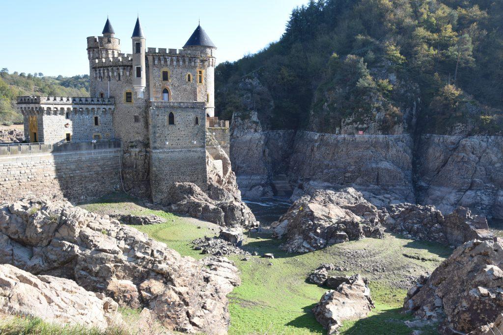 Photo du Château de La Roche (Saint Priest la Roche) - Saint-Priest-la-Roche 3