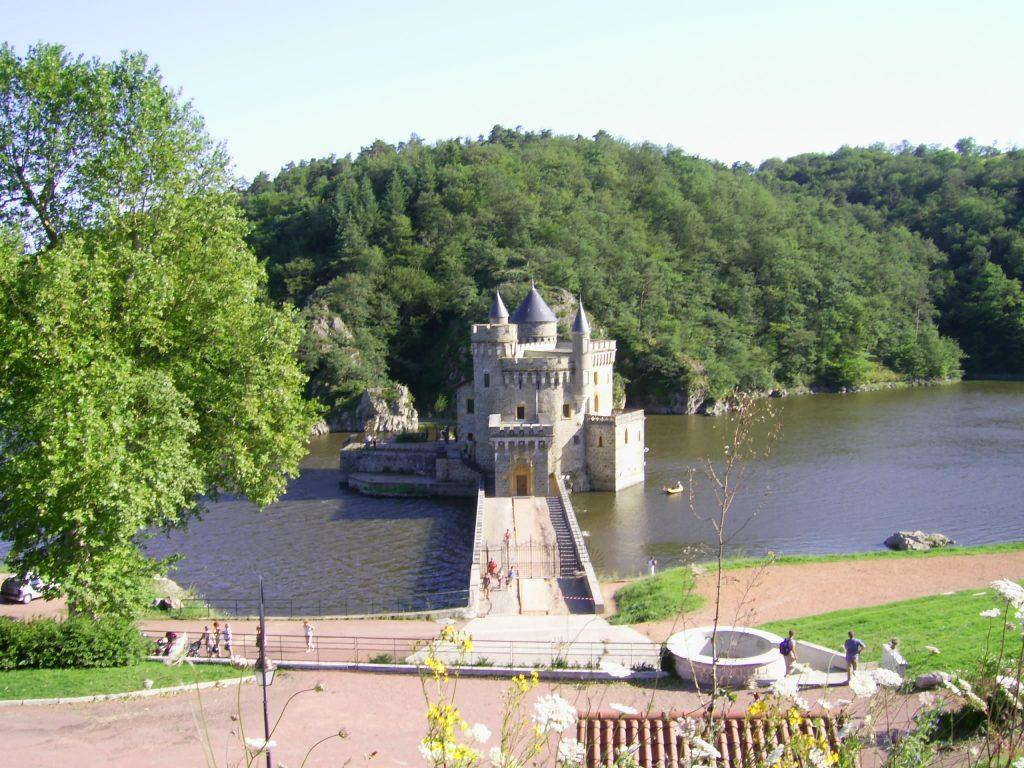 Photo du Château de La Roche (Saint Priest la Roche) - Saint-Priest-la-Roche