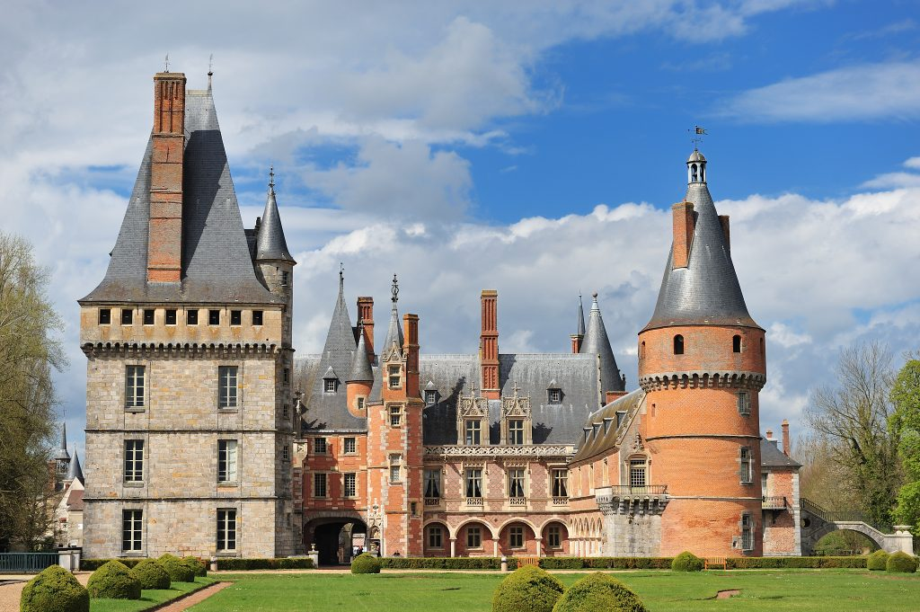 Photo du Château de Maintenon - Maintenon
