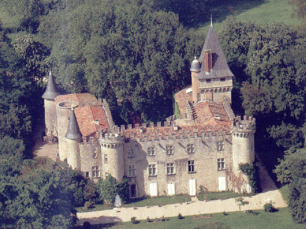 Photo du Château de Montespieu - Tarn