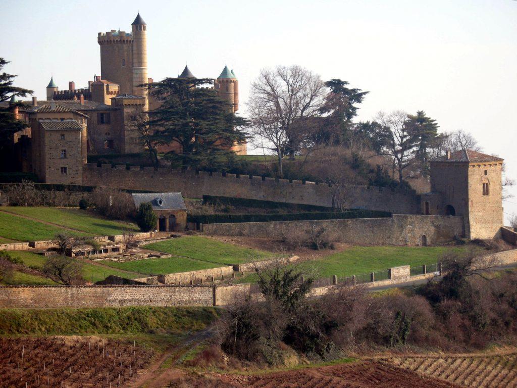 Photo du Château de Montmelas - Montmelas-Saint-Sorlin