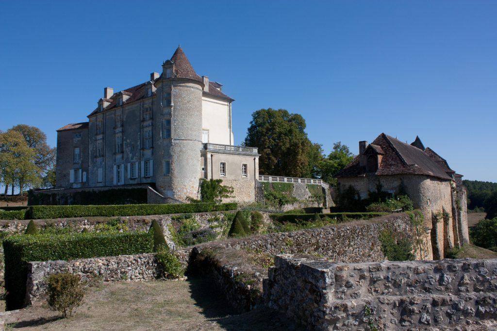 Photo du Château de Montréal (Issac) - Issac 3