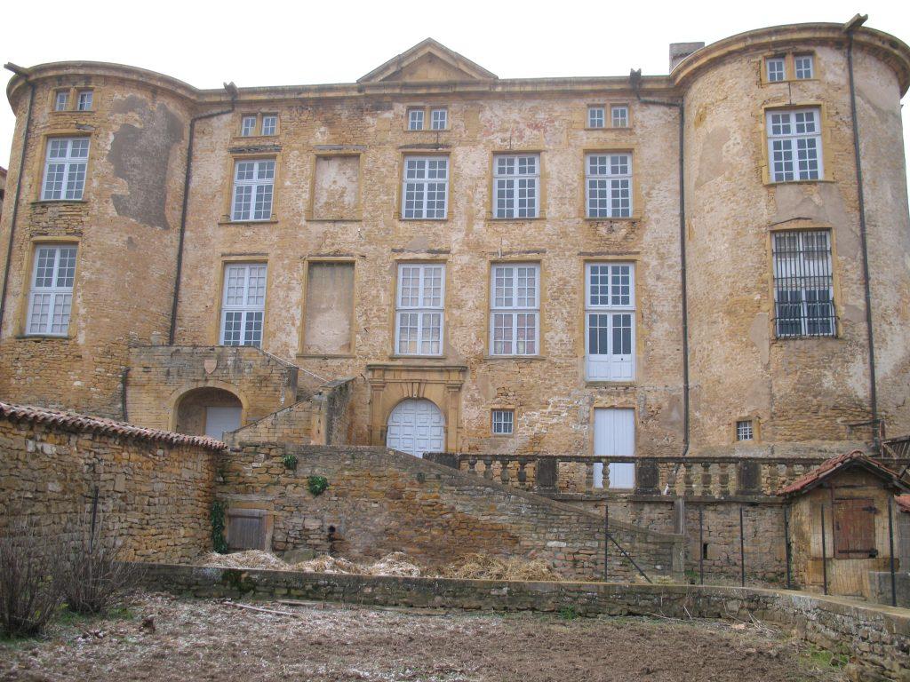 Photo du Château de Rochebonne - Theizé 1