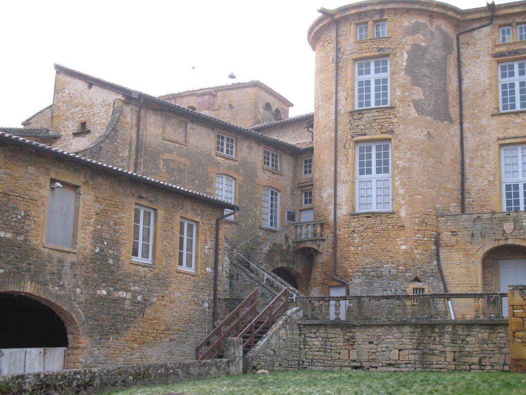 Photo du Château de Rochebonne - Theizé 2