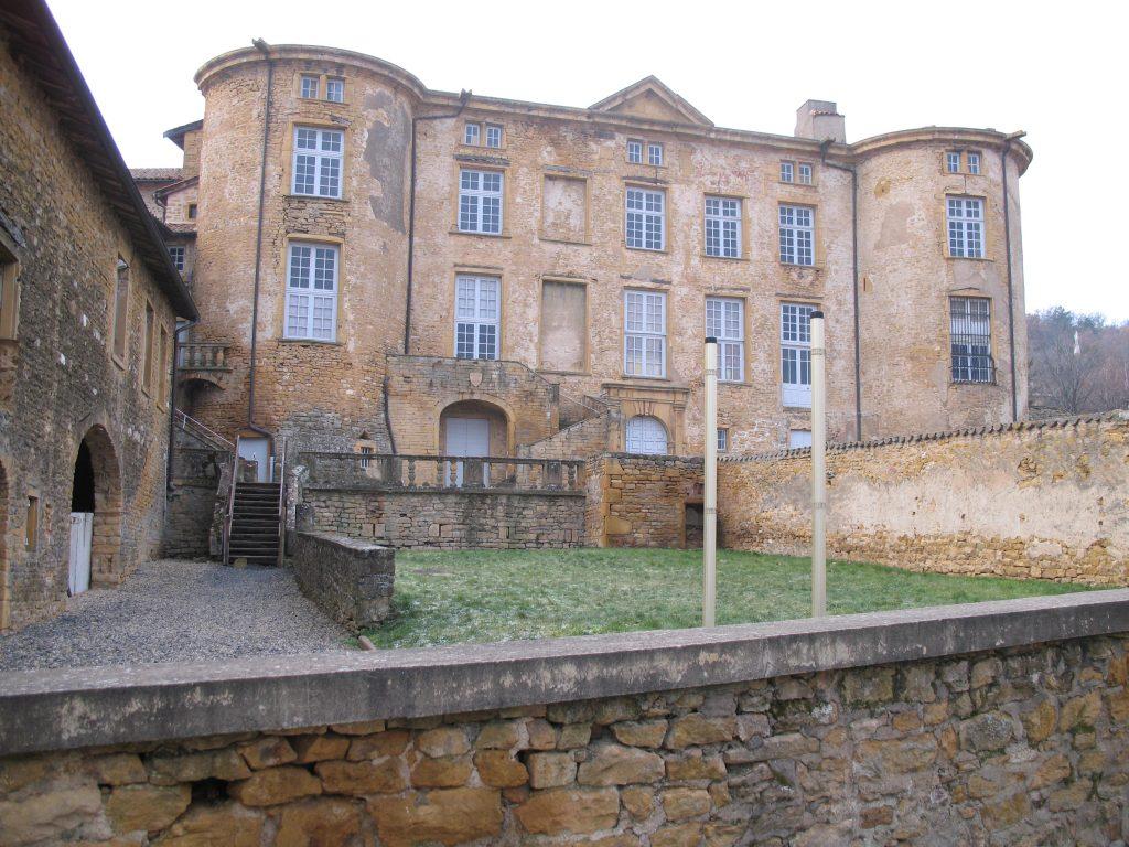 Photo du Château de Rochebonne - Theizé