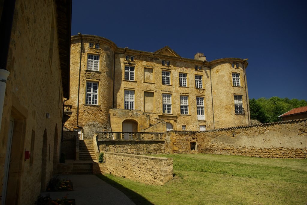 Photo du Château de Rochebonne - Theizé 3