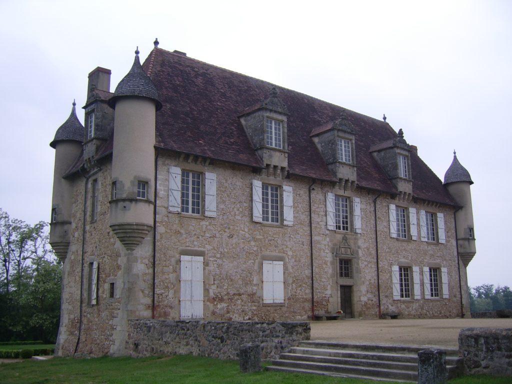 Photo du Château de la Borie - Solignac
