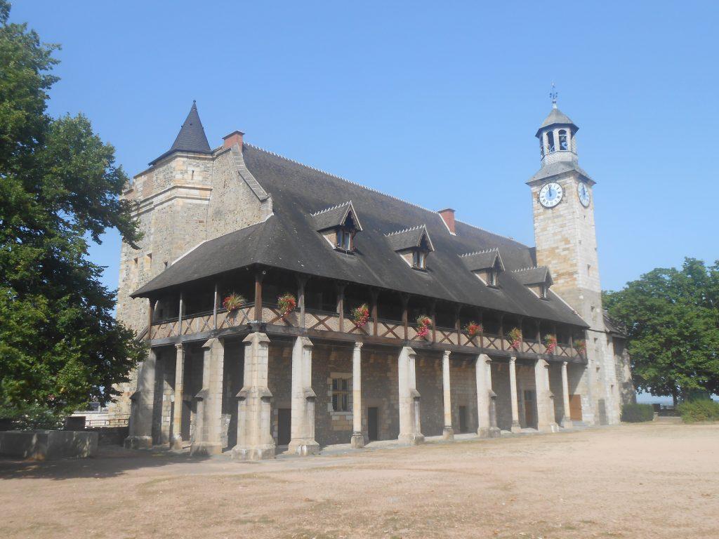 Photo du Château des ducs de Bourbon à Montluçon - Montluçon