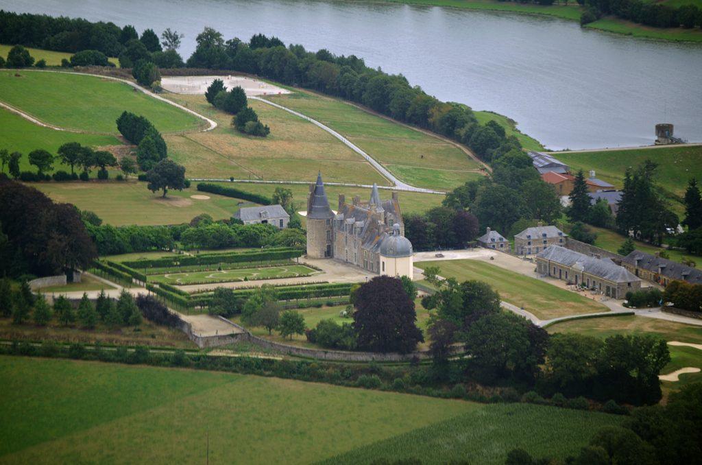 Photo du Château des Rochers-Sévigné - Vitré