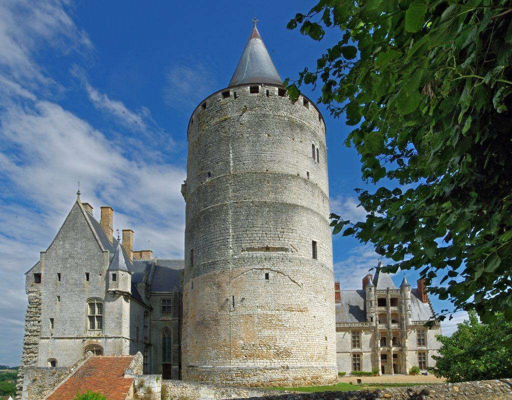Photo du Château de Châteaudun - Châteaudun 3