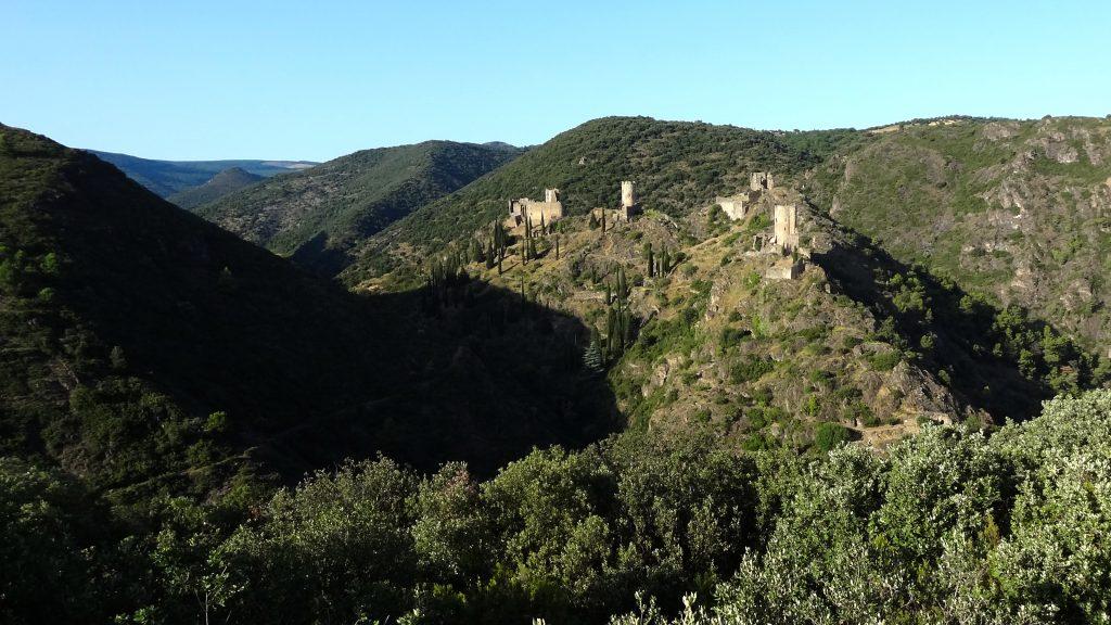 Photo du Châteaux de Lastours - Lastours 1