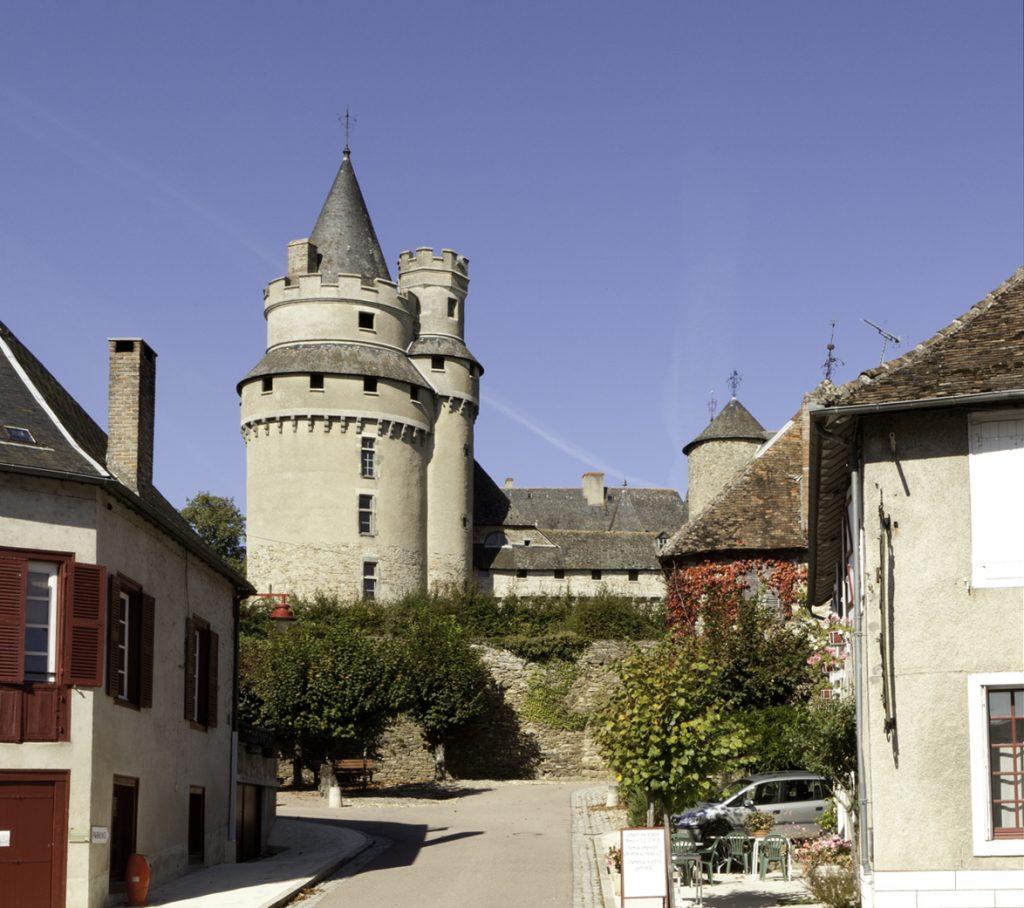 Photo du Château de Coussac-Bonneval - Coussac-Bonneval