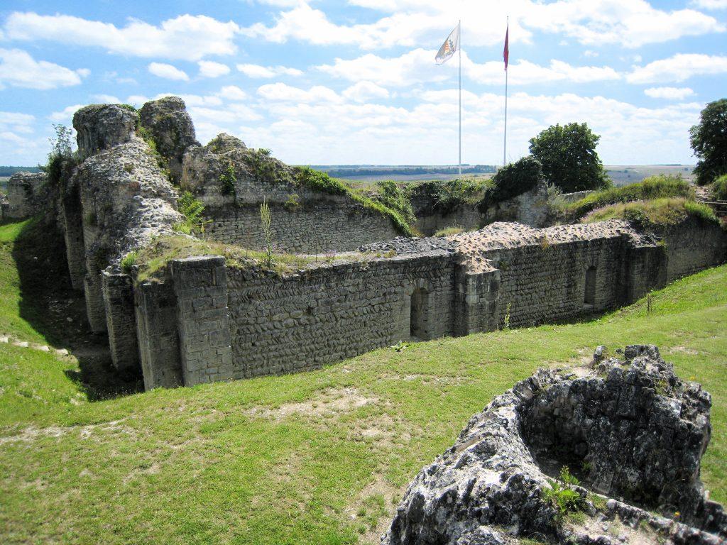 Photo du Château d'Ivry-la-Bataille - Ivry-la-Bataille