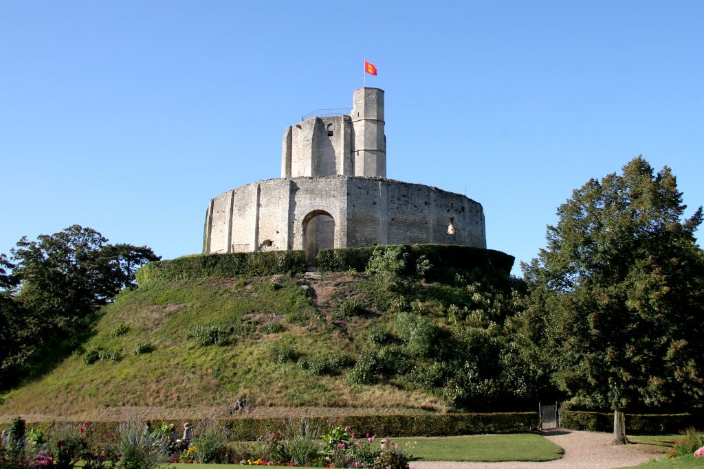 Photo du Château de Gisors - Gisors 2