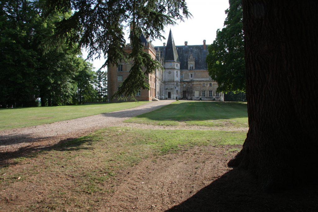 Photo du Château de Courtalain - ArrouCourtalain