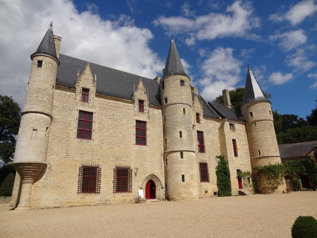 Photo du Château de Hac - Le Quiou