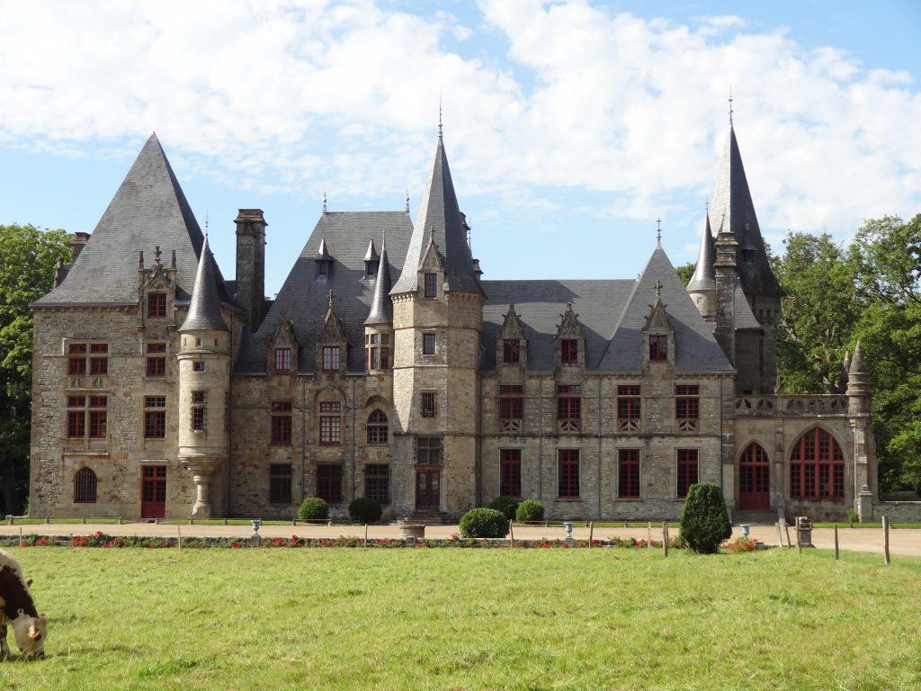 Photo du Château du Bois-Cornillé - Val-d'Izé