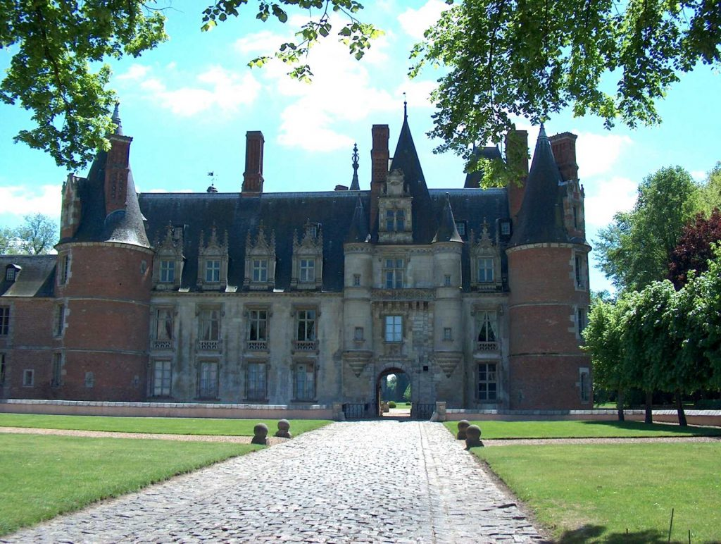 Photo du Château de Maintenon - Maintenon 1