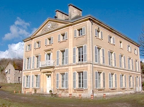 Photo du Château de La Pommeraye - La Pommeraye