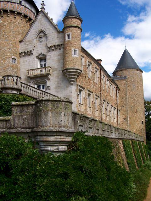 Photo du Château de Busset - Busset