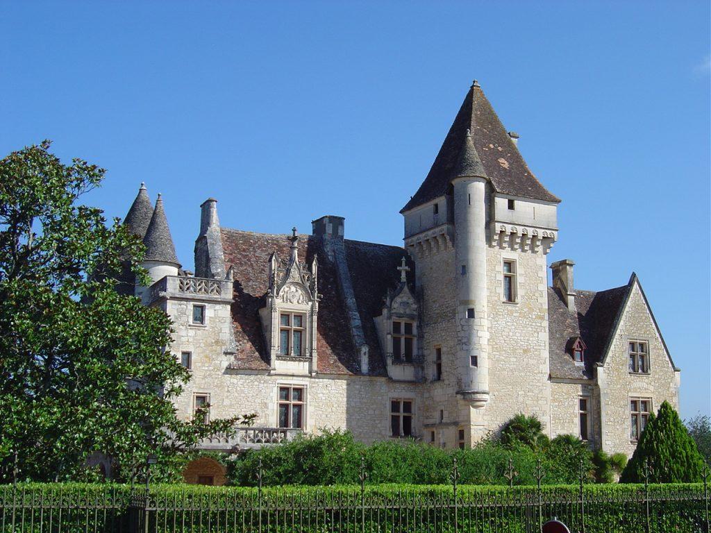 Photo du Château des Milandes - Castelnaud-la-Chapelle