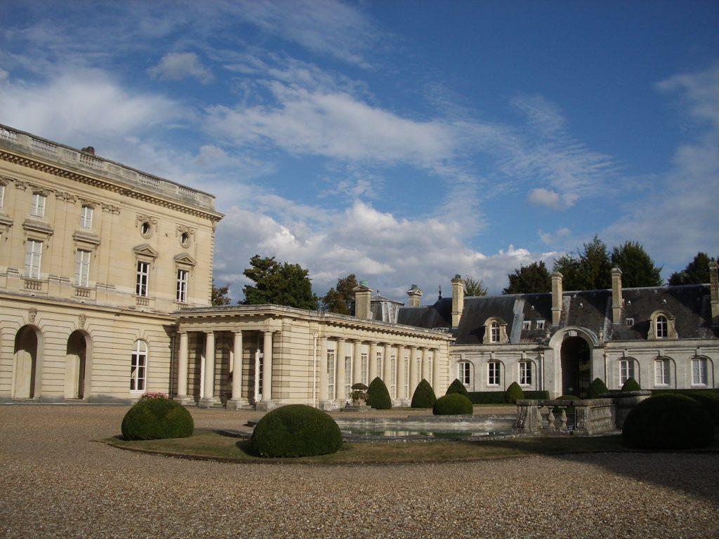 Photo du Château de Bizy - Vernon 2